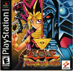 Manual - Front | Yu-Gi-Oh Forbidden Memories Playstation