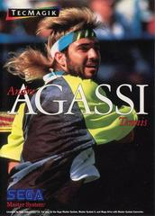 Andre Agassi Tennis PAL Sega Master System Prices