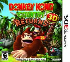 Donkey Kong Country Returns 3D Nintendo 3DS Prices