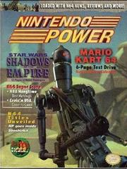 Alternate Cover | [Volume 92] Shadows of the Empire Nintendo Power
