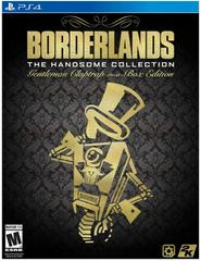 Borderlands: The Handsome Collection [Gentleman Claptrap-in-a-Box] Playstation 4 Prices