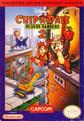 Chip and Dale Rescue Rangers 2 Cover Art