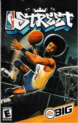 Manual - Front | NBA Street Playstation 2
