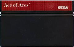 Cartridge  | Ace of Aces PAL Sega Master System