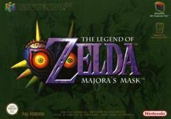Zelda Majora's Mask PAL Nintendo 64 Prices