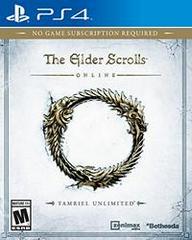 Elder Scrolls Online: Tamriel Unlimited Playstation 4 Prices