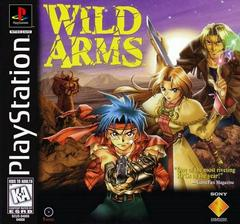 Wild Arms Playstation Prices