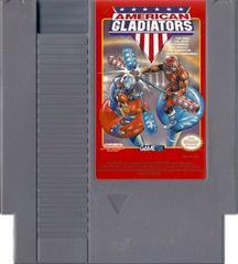 Cartridge | American Gladiators NES