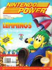 [Volume 37] Lemmings Nintendo Power Prices