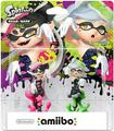 Callie and Marie 2 Pack | Amiibo
