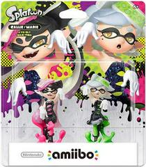 Callie and Marie 2 Pack Amiibo Prices