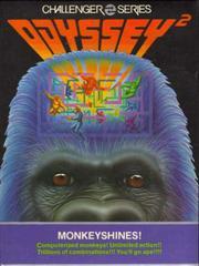 Monkeyshines! Magnavox Odyssey 2 Prices