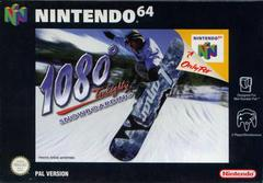 1080 Snowboarding PAL Nintendo 64 Prices