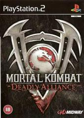 Mortal Kombat Deadly Alliance PAL Playstation 2 Prices