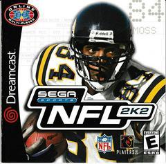 Manual - Front | NFL 2K2 Sega Dreamcast