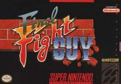 Final Fight Guy Super Nintendo Prices