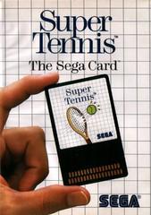 Super Tennis Sega Master System Prices
