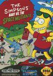 The Simpsons Bart vs the Space Mutants Cover Art