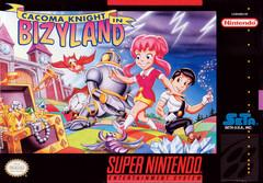 Cacoma Knight in Bizyland Super Nintendo Prices