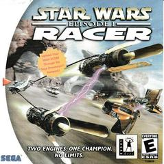 Manual - Front | Star Wars Episode I Racer Sega Dreamcast
