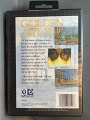 Back Of Case | Golden Axe II Sega Genesis