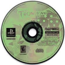 The Misadventures Of Tron Bonne - Disc | The Misadventures of Tron Bonne Playstation