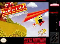 Pac-Man 2 The New Adventures Super Nintendo Prices