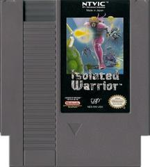 Cartridge   Isolated Warrior NES