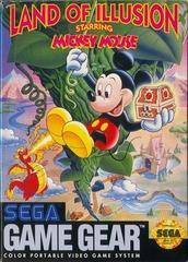 Land of Illusion Sega Game Gear Prices