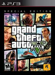 Grand Theft Auto V [Special Edition] Playstation 3 Prices