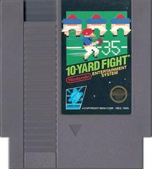 Cartridge | 10-Yard Fight NES