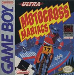 Motocross Maniacs GameBoy Prices
