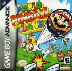 Mario Pinball Land GameBoy Advance Prices
