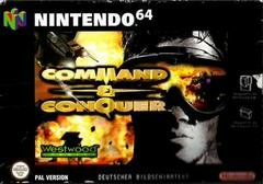 Command and Conquer PAL Nintendo 64 Prices