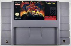 Cartridge | Demon's Crest Super Nintendo