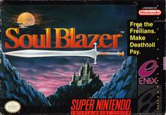 Soul Blazer Super Nintendo Prices