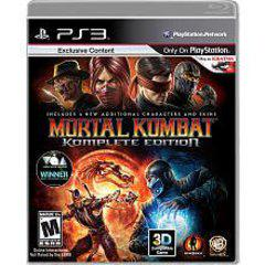 Mortal Kombat Komplete Edition Playstation 3 Prices