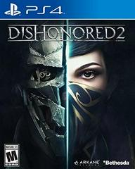 Dishonored 2 Playstation 4 Prices