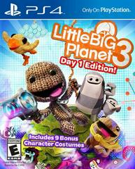 LittleBigPlanet 3 Playstation 4 Prices