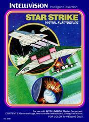Star Strike Intellivision Prices