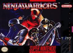 Ninja Warriors Super Nintendo Prices