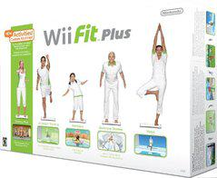 Wii Fit Plus [Balance Board Bundle] Wii Prices