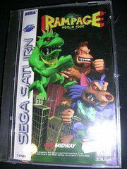 Rampage World Tour Sega Saturn Prices