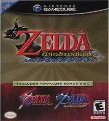 Zelda Wind Waker & Ocarina Master Quest Combo Gamecube Prices