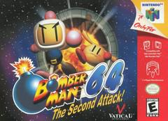 Bomberman 64 Second Attack Nintendo 64 Prices