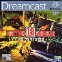 18 Wheeler: American Pro Trucker PAL Sega Dreamcast Prices