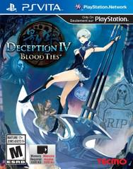 Deception IV: Blood Ties Playstation Vita Prices