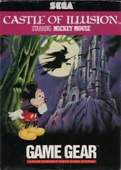 Castle of Illusion Sega Game Gear Prices