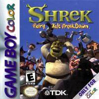 Shrek Fairy Tales Freakdown GameBoy Color Prices
