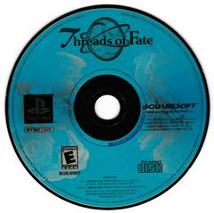 Game Disc | Threads of Fate Playstation